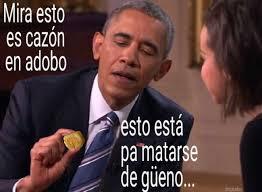 Memes De Obama - los mejores memes de la visita de barack obama en sevilla