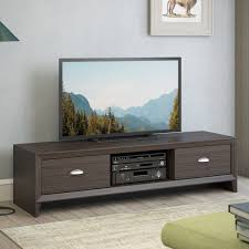 furniture modern dark kmart tv stands with 4 drawers on lowes