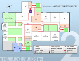 University Of Miami Map Building Maps University Of Houston