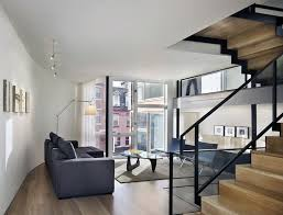bi level homes interior design living space split level house in philadelphia by qb design