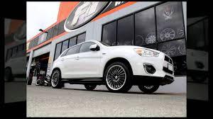 mitsubishi rvr 2015 black 2012 mitsubishi asx rolling 19 inch equiss geneva custom wheels