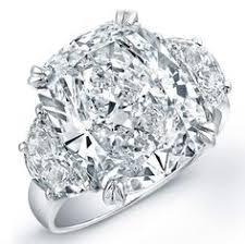 large diamond rings large diamond engagement rings platinum price neil and
