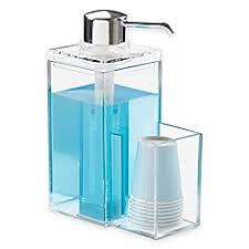 Bed Bath And Beyond Soap Dispenser Mouthwash Dispenser Bed Bath U0026 Beyond