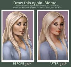 Draw It Again Meme - draw this again meme by junejenssen on deviantart