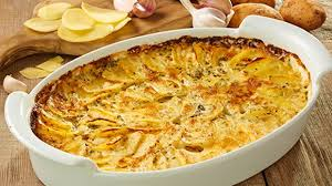 cuisine gratin dauphinois gratin dauphinois recette knorr