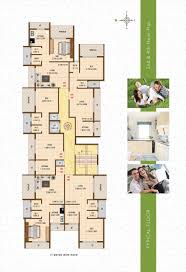 floor plan gaj buildcon pvt ltd gaj avenue at kalundre