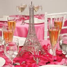 eiffel tower centerpiece ideas i do inspiration table top destination