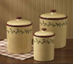 primitive kitchen canisters country kitchen home decor accessories