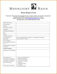 9 donation card template addressing letter form doc vawebs