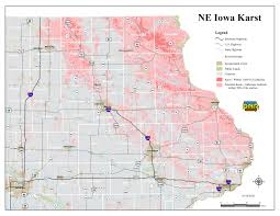 Ne Map Contamination In Karst
