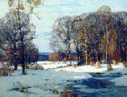 landscape painting artists 28 best f carlson images on paisajes landscape