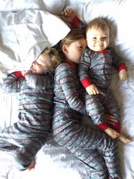 matching pajamas family traditions oh lovely day