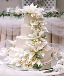 fall leaves and calla lilies wedding cakes pinterest fall