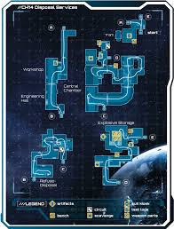 Fallout 3 Interactive Map by Dead Space 3 Reaper Barracks Optional Quest Walkthrough News