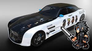 pixel art car a look at the final fantasy xv regalia 16 bit buddies recolor and
