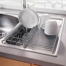 Kitchen Sink With Built In Dish Drainer Sink Ideas