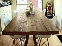 Reclaimed Dining Room Tables Reclaimed Dining Room Tables Brilliant Modest Reclaimed Wood
