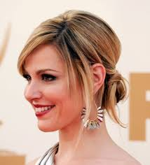 evening hairstyle for shoulder length hair hairstyle getty