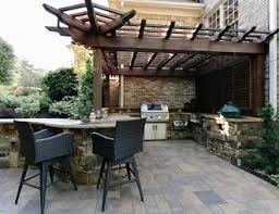 outdoor kitchen furniture outdoor kitchen pictures gallery landscaping network