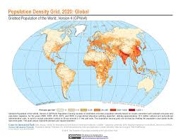 Population Density Map Us Map Of Usa Map Of Usa Tim Dagostino Apec480 Project 1 Map Of The