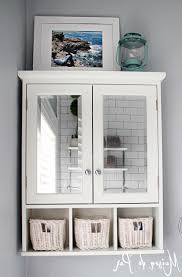 bathroom cabinets bathroom saving space with over toilet