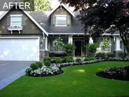 landscaping ideas front yard u2013 bowhuntingsupershow com