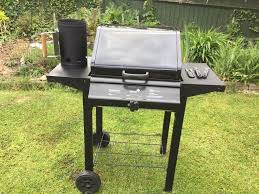 b q patio heaters bbq nearly new charcoal barbecue oven grill b u0026q with a