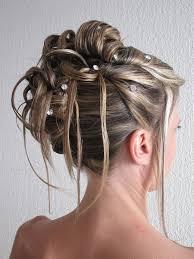 chagne pour mariage chignon ou coiffure salon c tendance troyes la coiffure avec