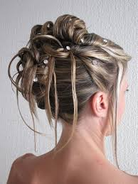 chignon mariage chignon ou coiffure salon c tendance troyes la coiffure avec