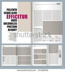 magazine layout stock images royalty free images u0026 vectors