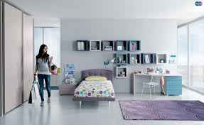 Fresh Teenage Bedroom Interior Design Ideas Homesthetics - Interior bedroom design ideas teenage bedroom