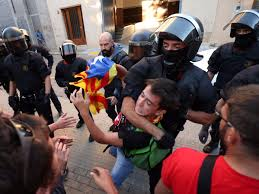 catalonia 12 catalan officials arrested over independence vote