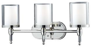 Chrome Bathroom Vanity Light Fixtures by Bathroom Vanity Light Fixtures Chrome Home Lighting Design