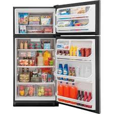 black friday deals refrigerator free delivery home depot top freezer refrigerators refrigerators the home depot