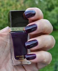 vamp tom ford nail lacquers for fall 04 bitter 09 plum
