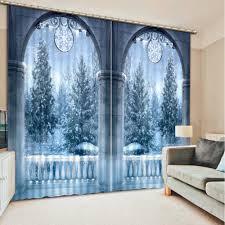Winter Window Curtains Get Cheap Window Curtain Winter Aliexpress Alibaba