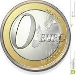 0 Euro Royalty Free Stock Images - Image: 11139809