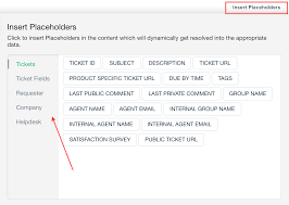 understanding dynamic content and placeholders freshdesk