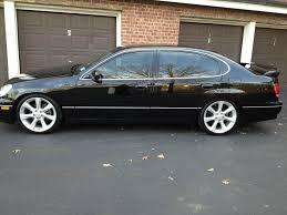 lexus is300 rims and tires what sz tire on 19