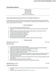 social worker resume template clinical social worker resume template social work resume sle