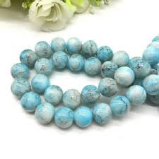 Beaded Jewelry Making - 50pcs 6mm double color glass pearl round spacer loose beads