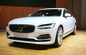 a close look at the all new 2017 volvo s90 youtube