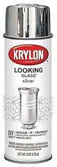 Krylon Mirror Glass Spray Paint - amazon com krylon looking glass mirror like paint pkg 2 home