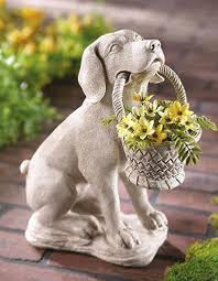 amazing of statue for garden decor 19 entertaining animal statue