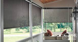 Four Seasons Sunroom Shades Sunroom Shades Sunroom Shades And Solarium Shades By Thermal