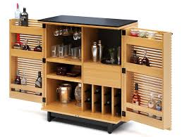 Compact Bar Cabinet Corridor Compact Bar Swanky Cabinet To Flaunt Your Wine