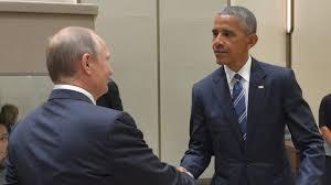 Seeking Obama Obama Putin Agree To Continue Seeking Deal On Syria The Times