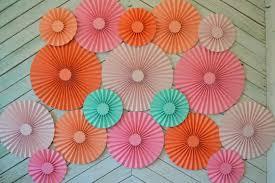 paper fan circle decorations paper fan circle decorations paper fan decorations for interior