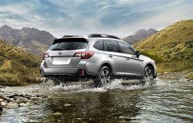 rally subaru outback 2018 subaru outback refreshed for 2018 the car magazine