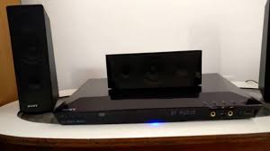 sony wireless home theater sony home theatre system dav dz350 review youtube